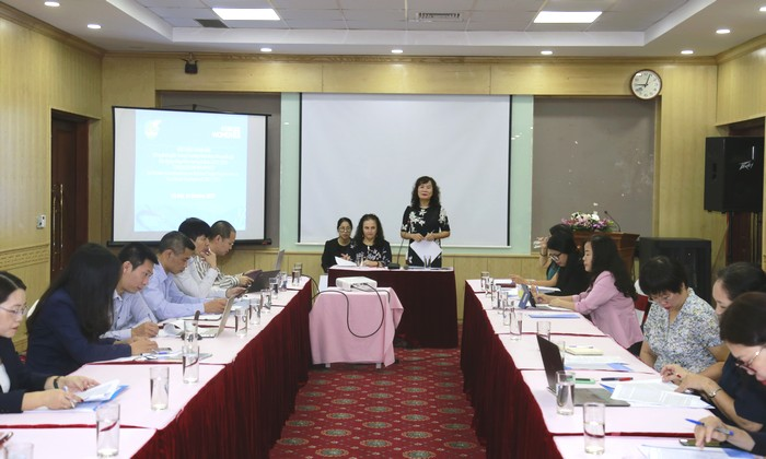 Các đại biểu tham dự hội thảo