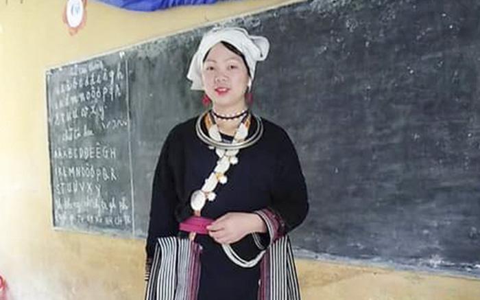 Chị Bàn Thị Vui (Chi hội trưởng phụ nữ thôn Bản Ca, Xã Bình Trung, huyện Chợ Đồn, tỉnh Bắc Kạn)