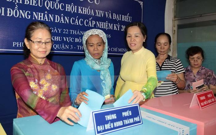 Tiêu chuẩn, điều kiện, độ tuổi của ứng cử đại biểu Quốc hội và HĐND các cấp là nữ