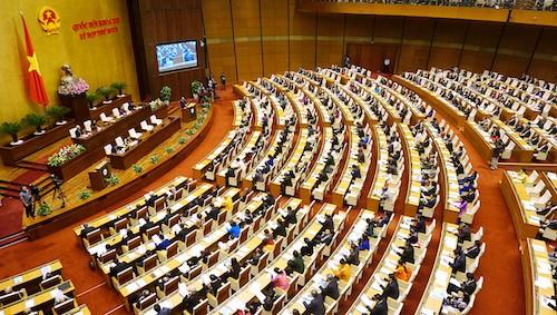 Quốc hội thảo luận về tình hình thực hiện mục tiêu quốc gia về bình đẳng giới
