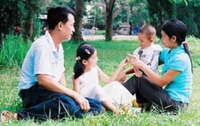 Năm 2013 là Năm gia đình Việt Nam