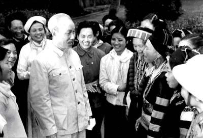 """Rèn luyện """"Tự tin, tự trọng, trung hậu, đảm đang"""" để góp phần thực hiện bình đẳng giới và sự nghiệp giải phóng phụ nữ theo tư tưởng Hồ Chí Minh"""